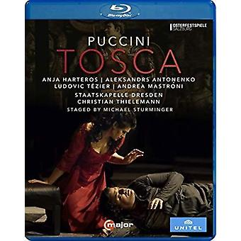 Tosca [Blu-ray] USA Import