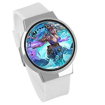 Impermeable luminoso LED Digital Touch Reloj - Arena Of Valor #58