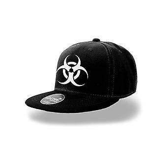CID Originals Biohazard Symbol Snapback Cap