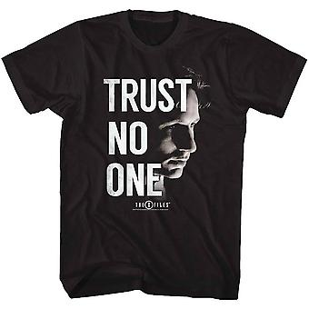 Xfiles Trust No One T-shirt