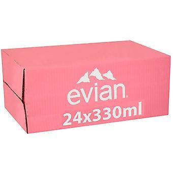 Evian Still Water 330ml x 24