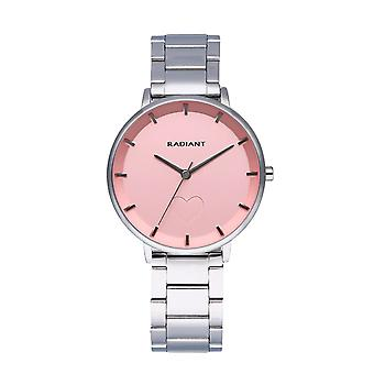 Radiant amore Watch for Women Analog Quartz with Stainless Steel Bracelet RA546202