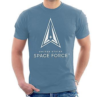 U.S. Space Force Dark Logo Men's T-Shirt