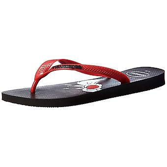 Havaianas Womens loony Open Toe Beach