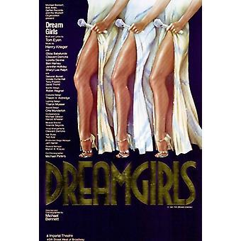 Dreamgirls (Broadway) Movie Poster (11 x 17)