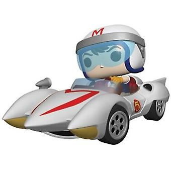 Speed Racer - Speed W/ Mach 5 Usa tuonti