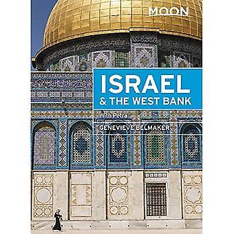 Maan Israël en de Westelijke Jordaanoever (tweede editie): Inclusief Petra