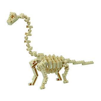 Nanoblock - brachiosaurus skeleton