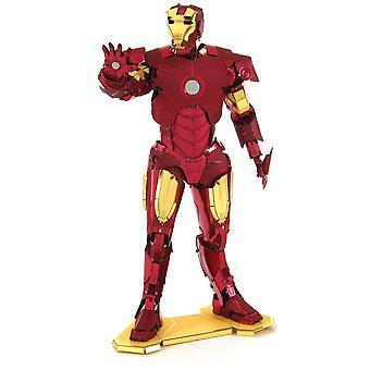 Iron Man metallinen maa mallisarja