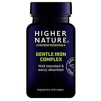 Higher Nature Gentle Iron Complex Vegicaps 60 (GIC060)