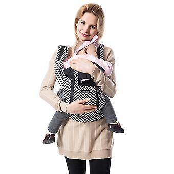 Baby Wraps Ergonomiska bärare Ryggsäckar Sling, Infant Nyfödda Bär bälte
