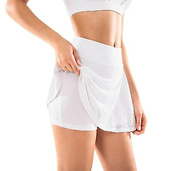 Sports Breathable Quick Drying Women Sport Anti Exposure Tennis Skirt Yoga