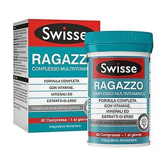 Swisse Multivitamin Junior 60 tablets