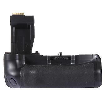 PULUZ Pystysuora kameran akun kahva Canon 750D / 760D Digitaalinen SLR-kamera
