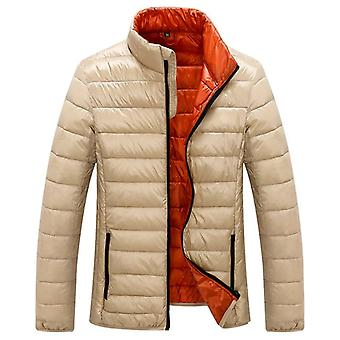 New Fashion Casual Ultralight Men Duck Down Jackets Manteau d'automne d'hiver