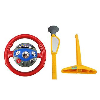 Electronic Backseat Driver, Car Steering Wheel Toy