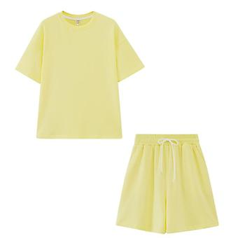 Toppies Summer Dresy Damskie Dwa Peices Set Leisure Outfits Cotton High