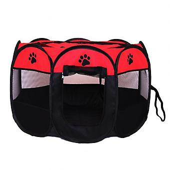 Cloth Waterproof Scratch-resistant Kennels Fences Tent Houses For Dogs,