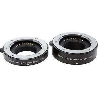 Kenko 10+16mm extension tube set for micro 4/3