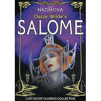 Salome (Silent) [DVD] USA import