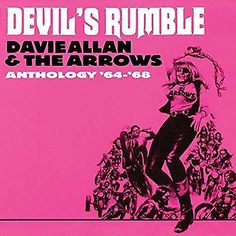 Davie Allan & pilar - Devil's Runble: Anthology 64-68 [Vinyl] USA import