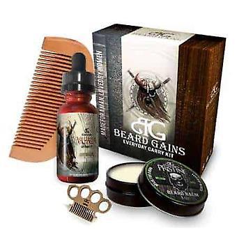 Varje dag Beard Care Kit