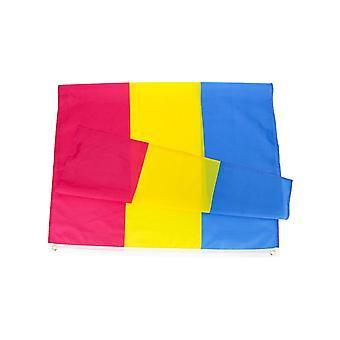 Resistir à Bandeira do Orgulho Pansexual Unido / Omnisexual
