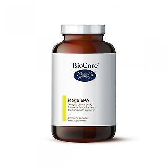 BioCare Mega EPA Marine Caps (Omega-3 Fish Oil) 90 (52790)