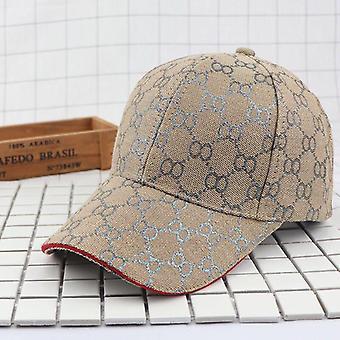 Universal Men Sun Hats, Women's Hat Golden Hip Hop Baseball Cap
