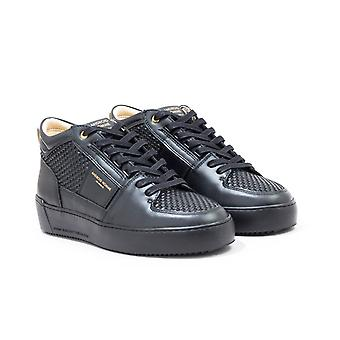 Android Homme Point Dume Lattice Woven Trainers - Black