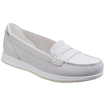Geox Womens/Ladies Avery Slip On Casual Shoes