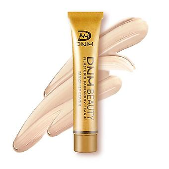 Full Skin Concealer Foundation Cream, obličejová skvrna kryt tmavé skvrny tetování