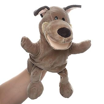 Wolf Hand Puppets Animal Toy for Imaginative Play, Storytelling, Teaching, Role-Play