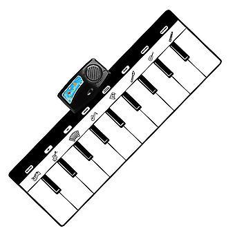 Elektroninen musiikkimatto Kosketinsoittimet-vauva Piano Play Lelu