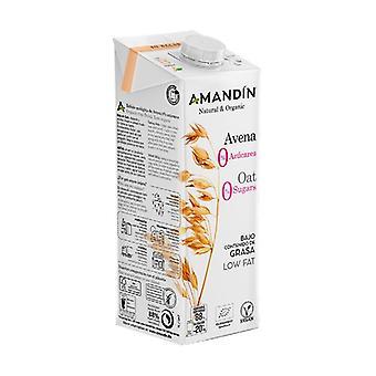 Organic oat drink 0% sugars 1 L