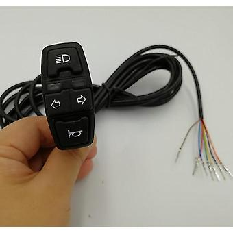 Frontlight/horn/cruise/turning Light Universal Common Switch For Scooters,