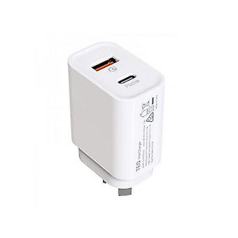Fast Charger Dual Adapter