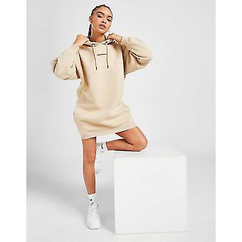 New Supply & Demand Women's Logo Hoodie Dress from JD Outlet Brown