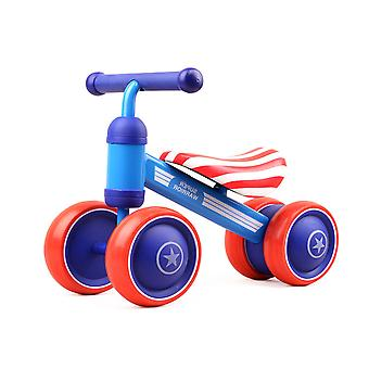 Balance Bikes For Baby Toddler Trike Walker Without Foot Pedal First Bike Bicycle Indoor Outdoor