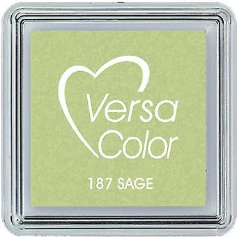 Versacolor Pigment Inktkussen Klein - Salie
