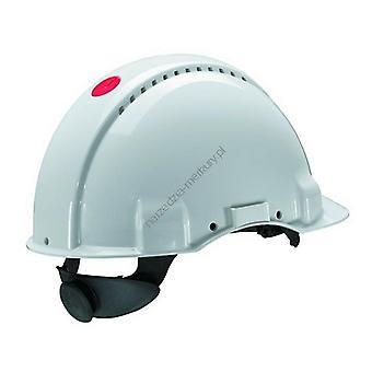 3M G3000CUV-VI Peltor hjelm G3000 Uvicator Sensor Standard Suspension