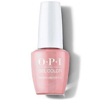 OPI Shine Bright Limited Edition Gel Farbe - Schneefall für Sie