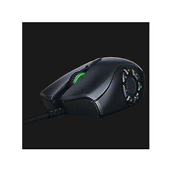 Razer Naga Trinity Multi Color Wired Mmo Gaming Mus