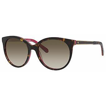 Kate Spade Amaya/S S0X/CC Havanna-Pink/Brown Gradient Aurinkolasit
