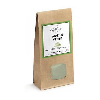 Green clay 200 g of powder (Green)
