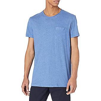 edc av Esprit 021CC2K319 T-Shirt, 414/blue Light 5, XS Men