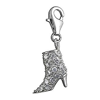 Pasionista 602455 - Women's pendant with cubic zirconia, sterling silver 925