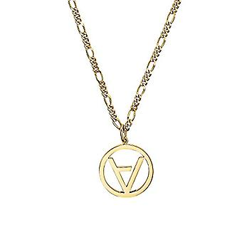 NOELANI Women's pendant necklace, sterling silver 925 gold plated(3)