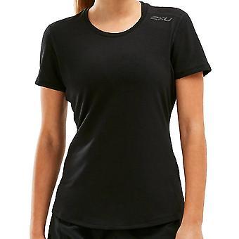 2XU Heat Short-Sleeved Women's Running T-Shirt