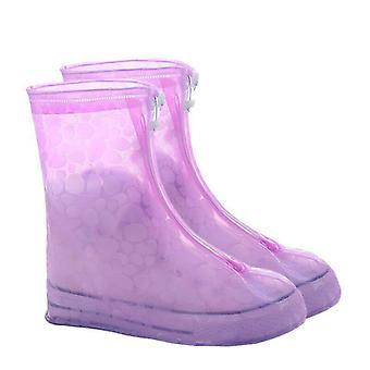 ماء حامي الأحذية غطاء التمهيد، المطر الأحذية يغطي